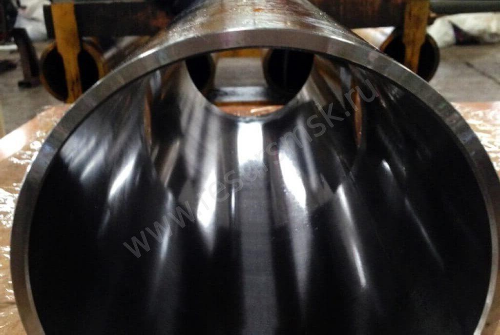 08Х18Н10Т труба большого диаметра
