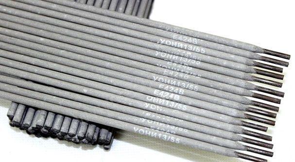 наплавочная проволока и электроды для наплавки ножи