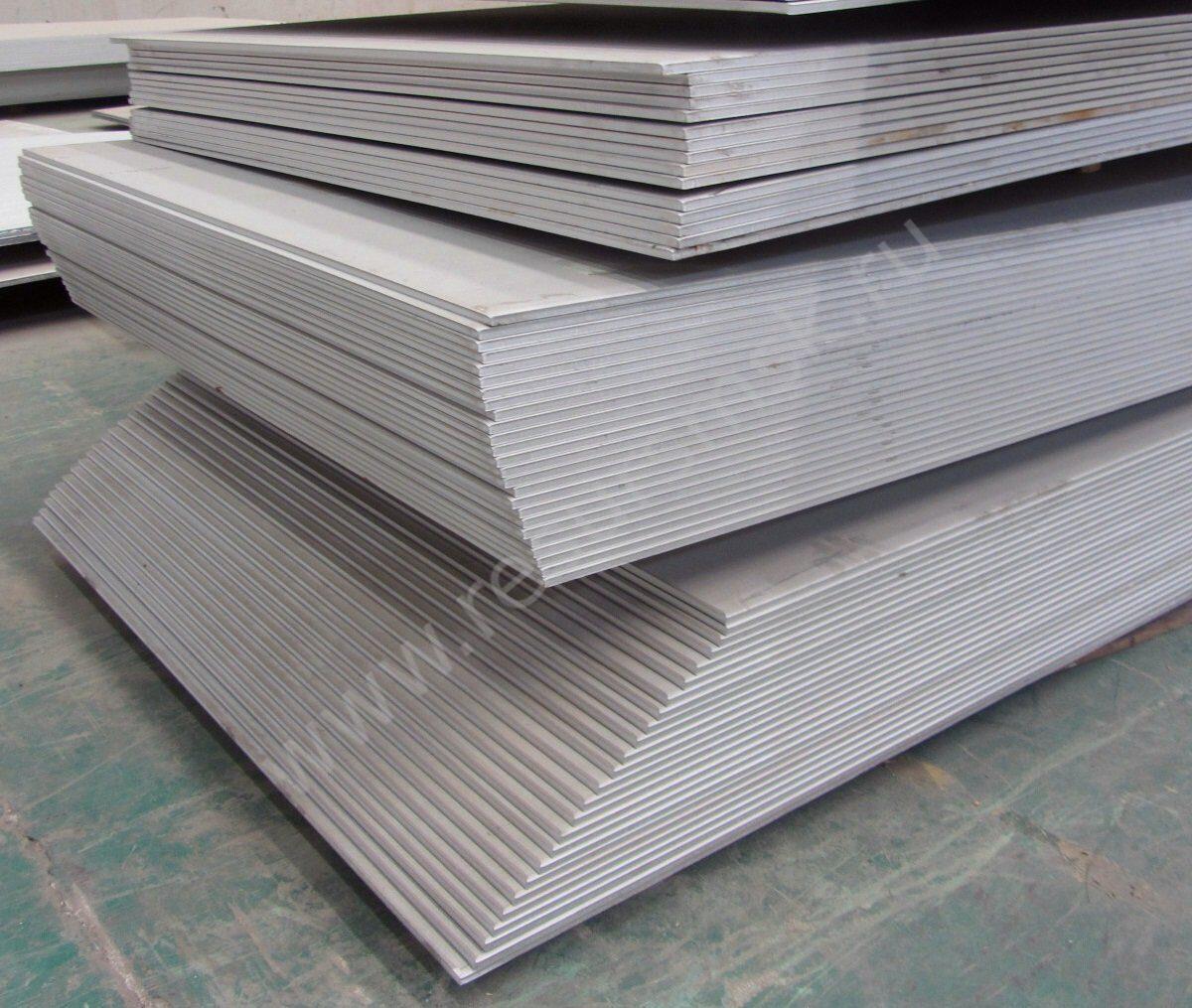 А5Н листы алюминия