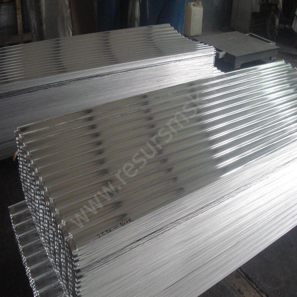 адонированный алюминиевый лист