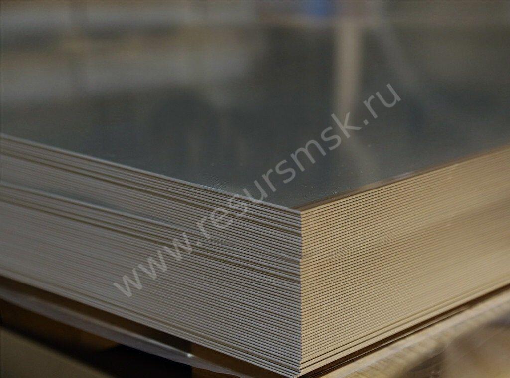 алюминиевые листы 5083 н111
