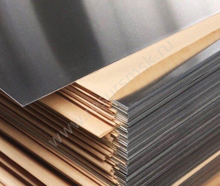алюминиевые листы марки АМг6М