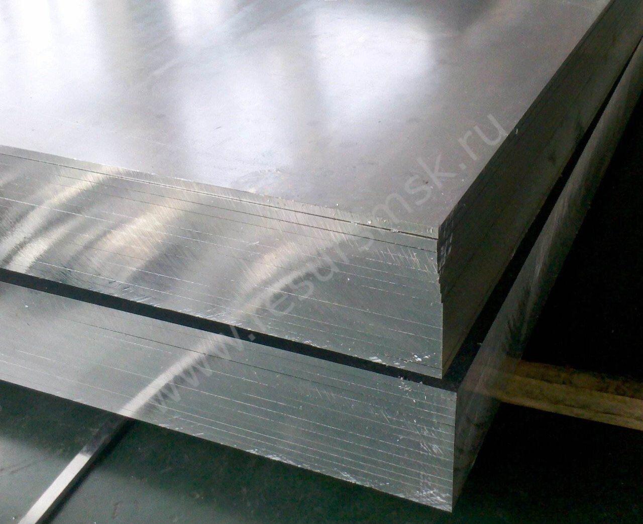 Алюминий листовой А5М