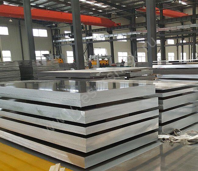 Алюминий в производстве