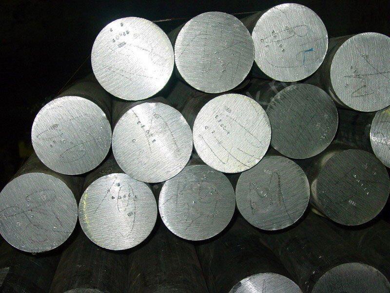 алюминиевый круг - склад