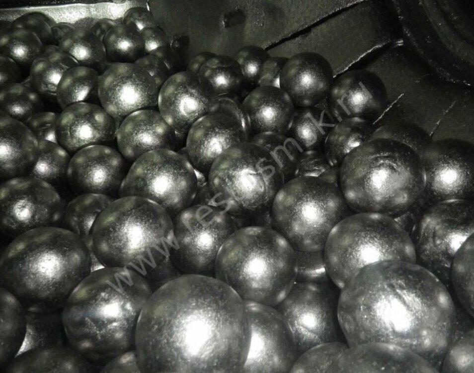 Цинковые аноды сферические
