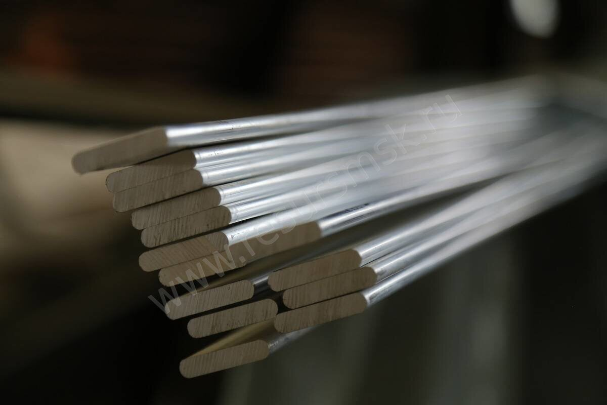 Электротехнические алюминиевые шины