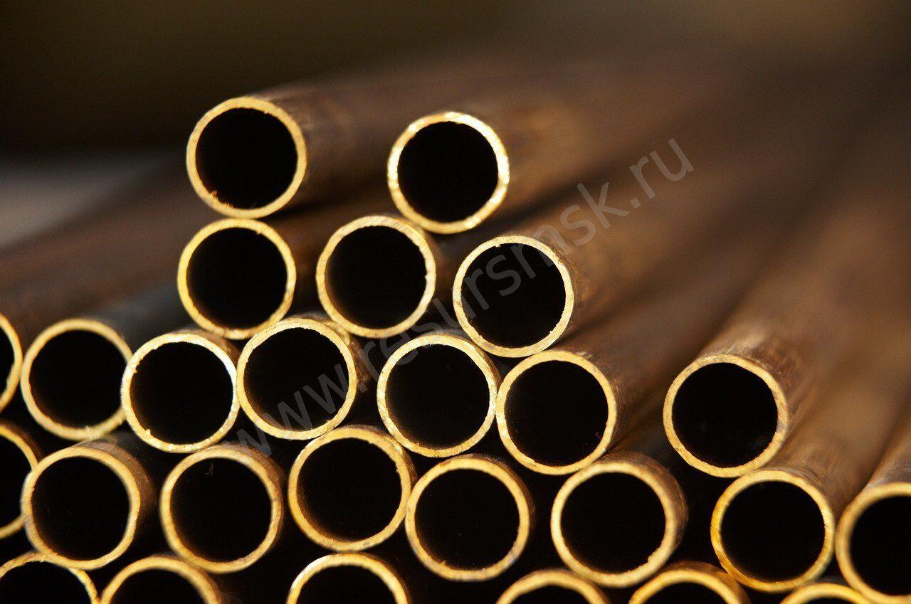 латунные трубы