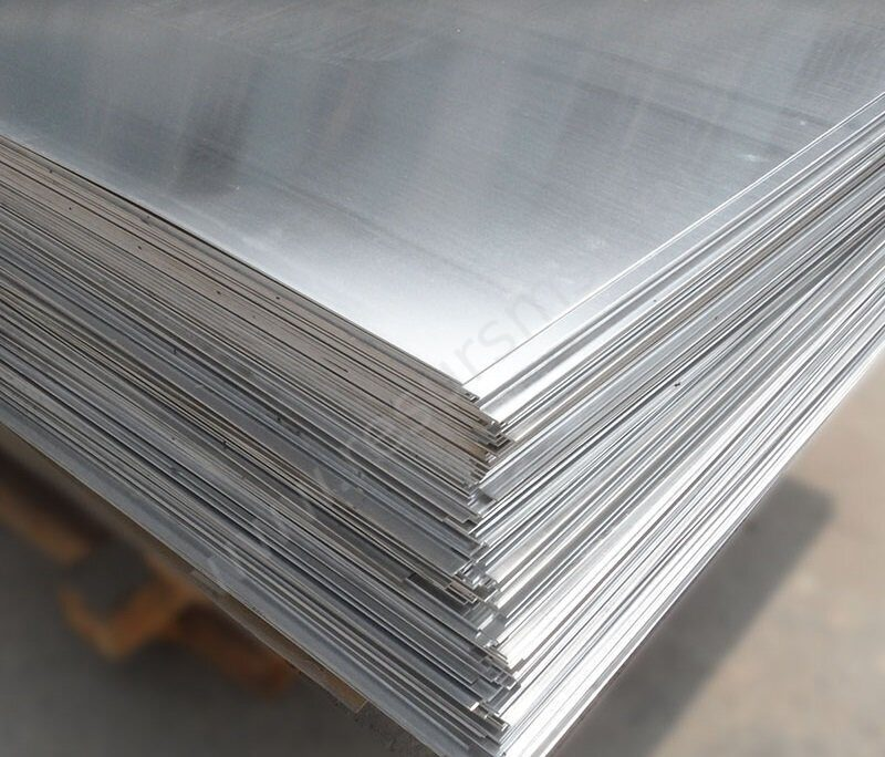 Лист алюминия АД1М