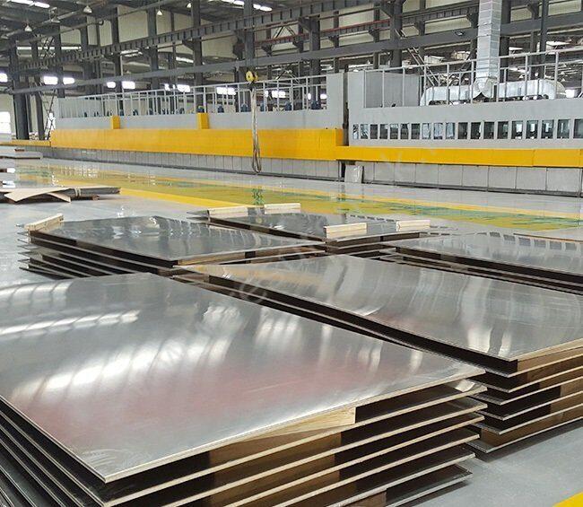 листовой прокат алюминия АД1М
