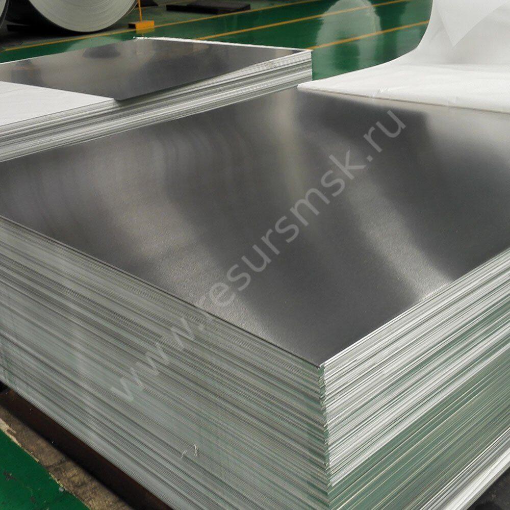 листы алюминия 5083 н111