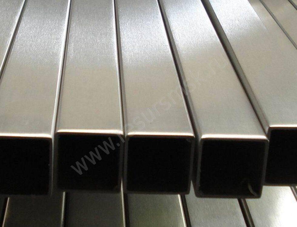 нержавеющая профильная труба aisi 304