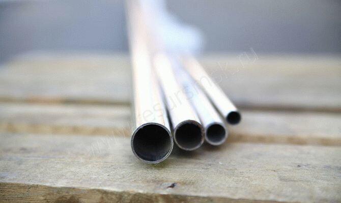 нержавеющие трубы из стали марки 12Х18Н10Т
