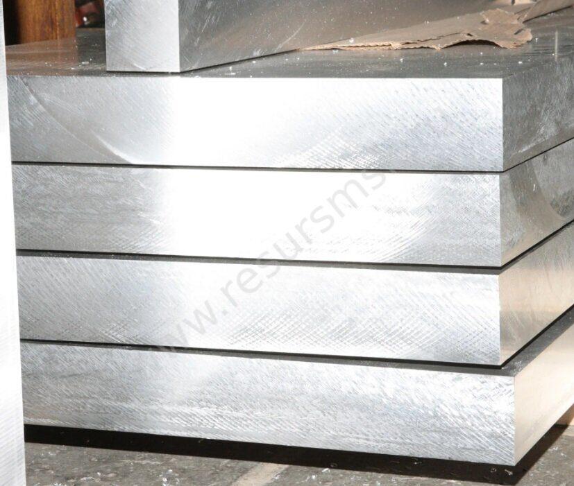 Плита алюминия 1561
