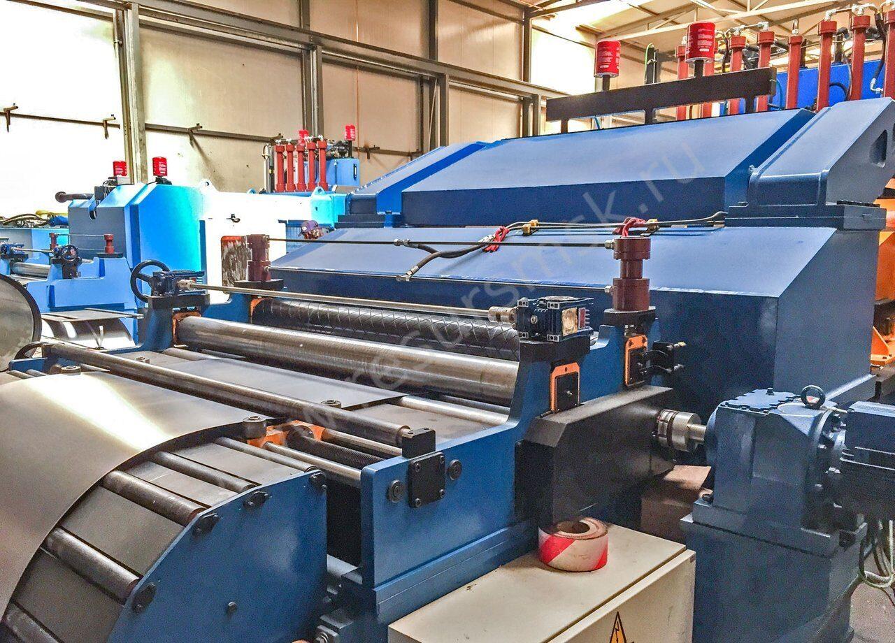 Производство алюминиевого листа АМг3М
