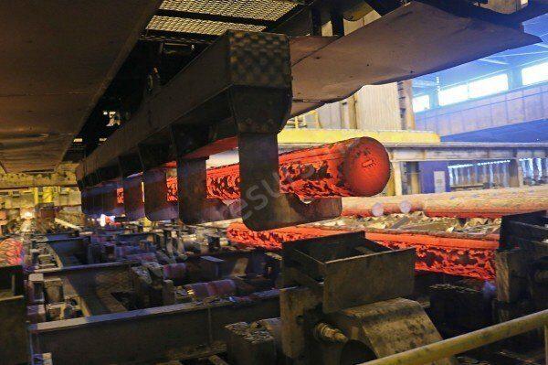 производство кругов из низкоуглеродистой стали