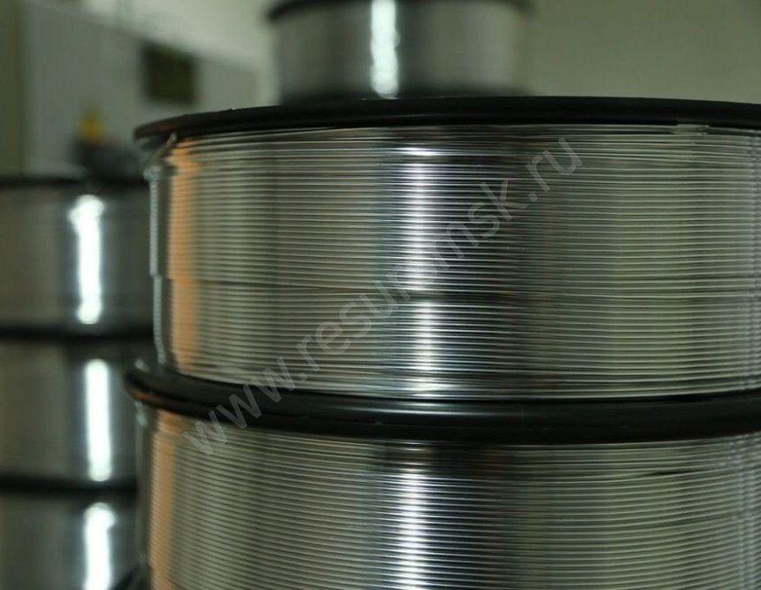 Проволока алюминиевая ALMG 5