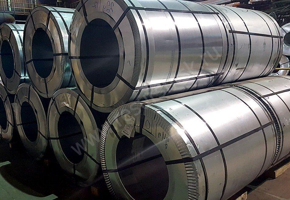 рулон нержавеющий сталь AISI 304