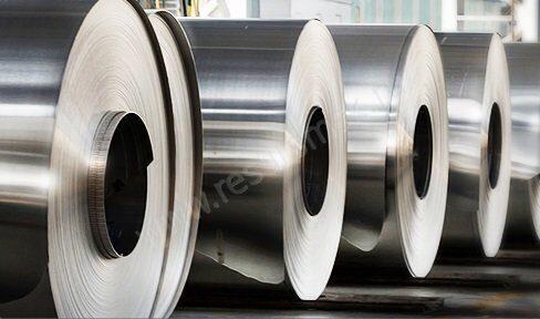 рулоны из нержавеющей стали