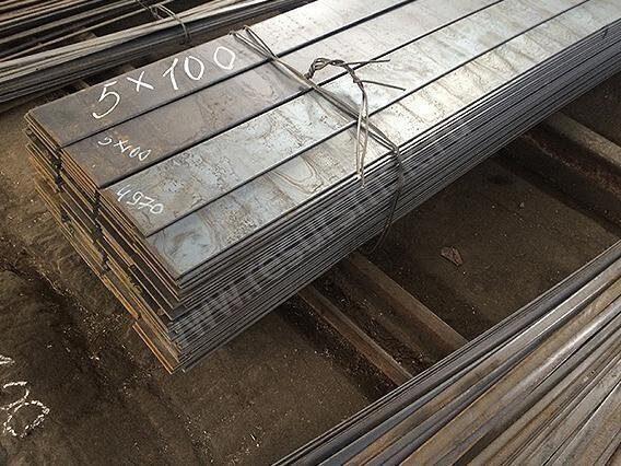 стальная полоса 100х5