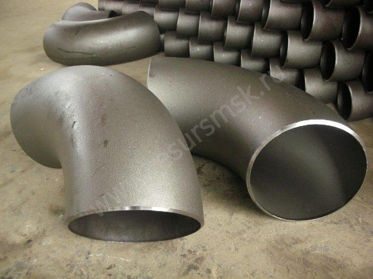 стальной отвод
