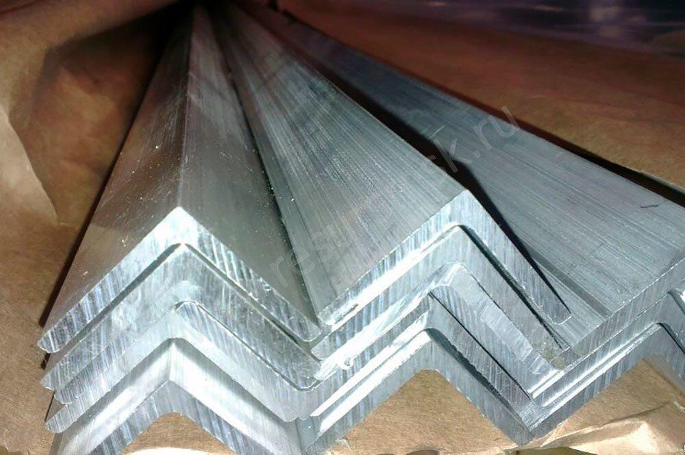 Уголок 50х50 из алюминия