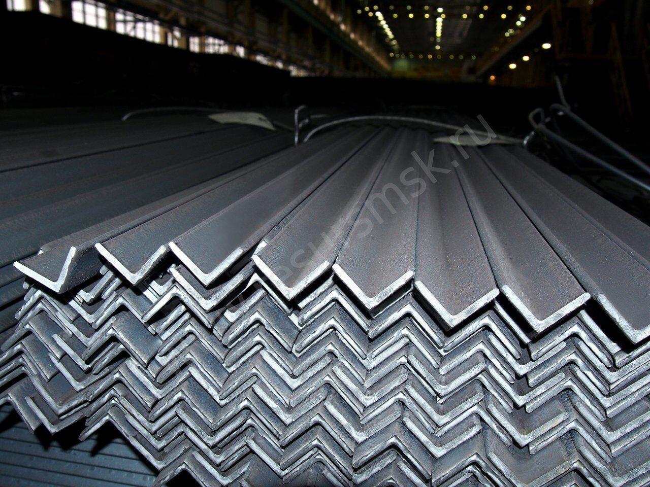 Уголок - разновидность черного металлопроката