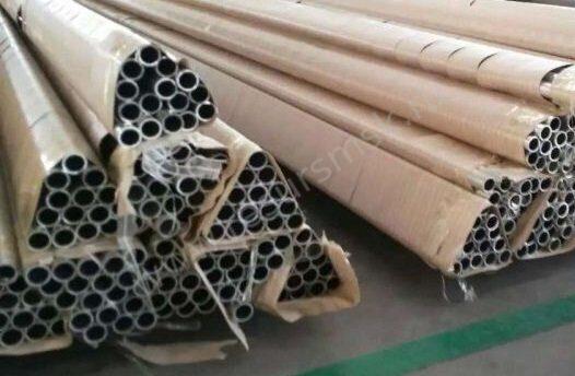 упаковка алюминиевых труб