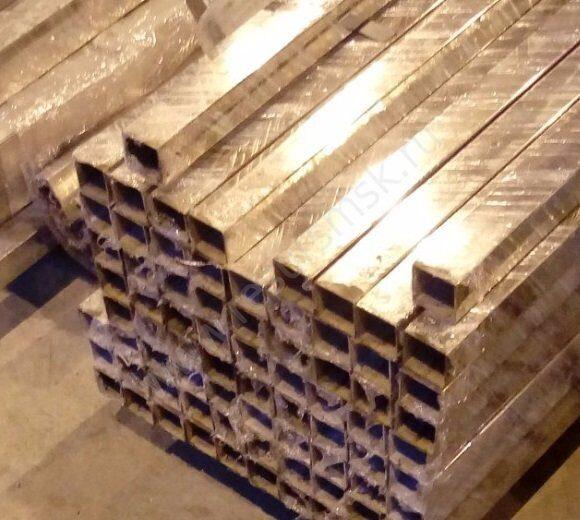 профильная труба из нержавеющей стали