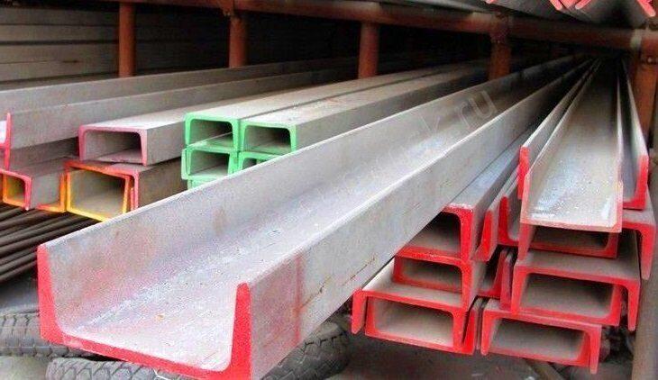 швеллер из аустенитных сталей